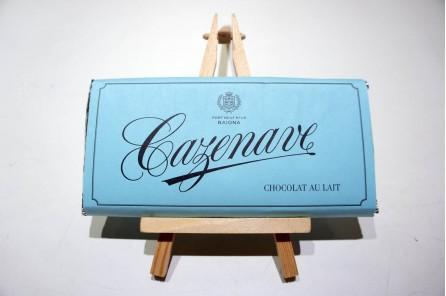 Chocolat au lait - 1 plaque de 100 g.
