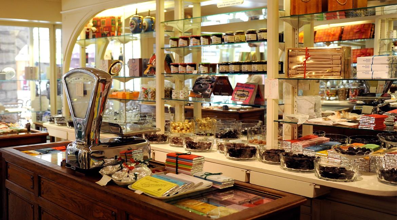 Comptoir Boutique Chocolat Cazenave à Bayonne